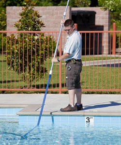 Pool Cleaning Professional